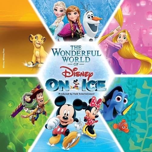 Disney On Ice - The Wonderful World - Spar 10%
