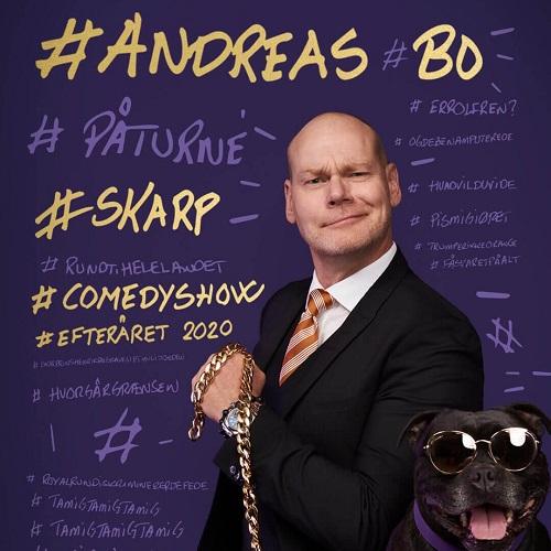 Andreas Bo - #SKARP - Spar 15%