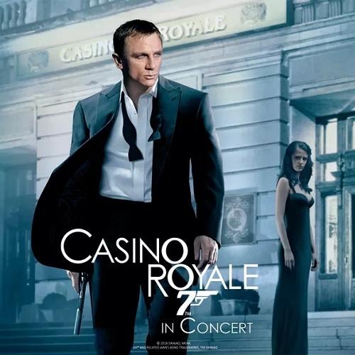 Casino Royal in Concert - Spar 20%
