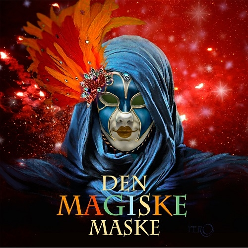 Familiemusicalen 'Den Magiske Maske' - Spar 14-16%