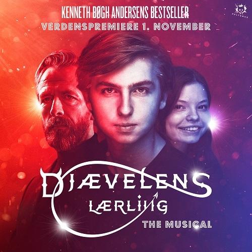 Djævelens Lærling - Musical - Spar 10-40%