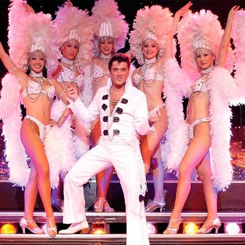Elvis the Musical - Spar 10%