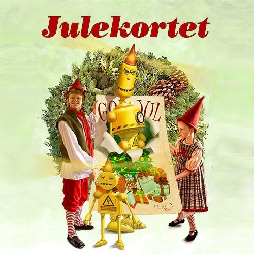 Eventyrteatrets julemusical 'Julekortet' - Spar 13%