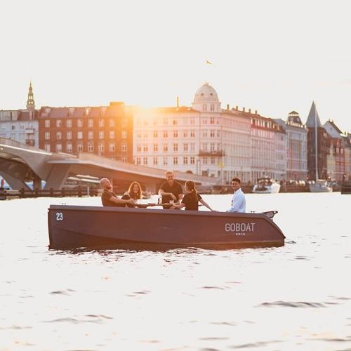 GoBoat - Oplev København til vands - Spar 15% (Åbent nu)