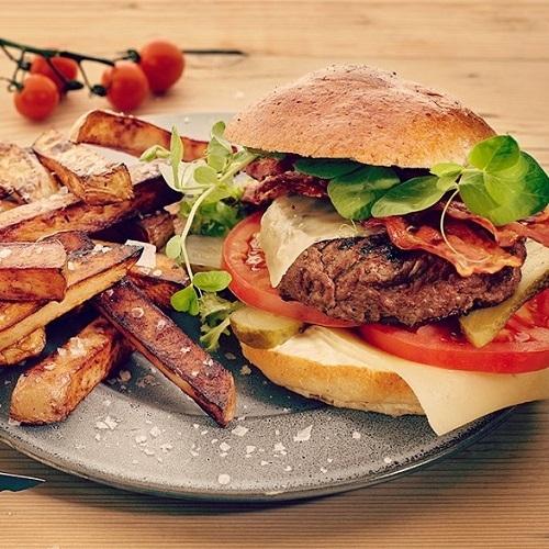 Burger for 2 - Spar 12%