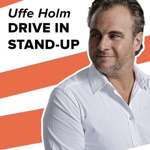 DRIVE IN STAND-UP med Uffe Holm & Anders Nielsen - Spar 10%