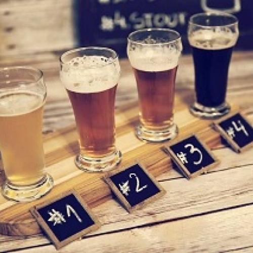 Ølsmagning for 2 - Spar 15%