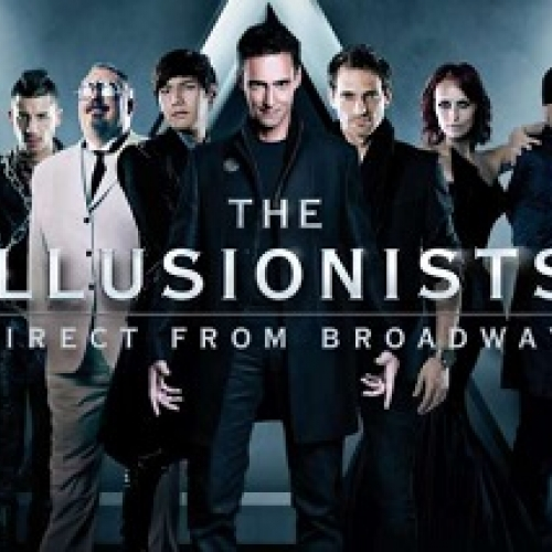 The Illusionists - Direct from Broadway - Spar 20%